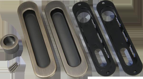 Ручки для раздвижных дверей SH010-AB-7