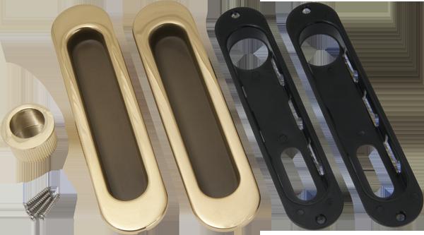 Ручки для раздвижных дверей SH010-GP-2